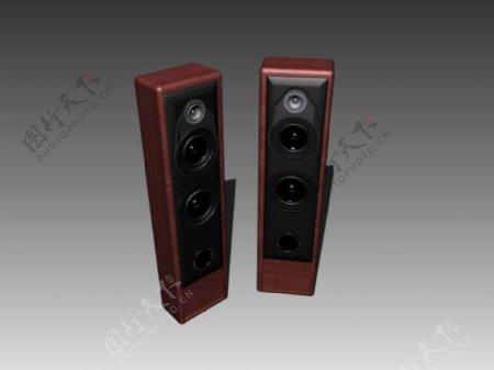 音箱3d模型电器模型图片37