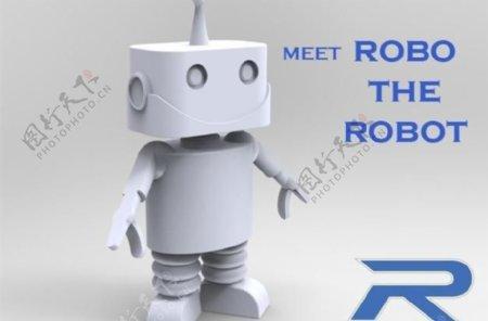 机器人机器人