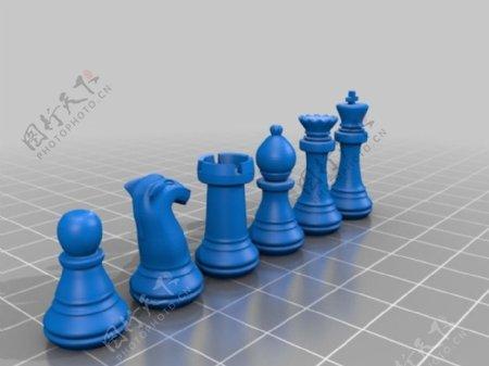 国际象棋的STL