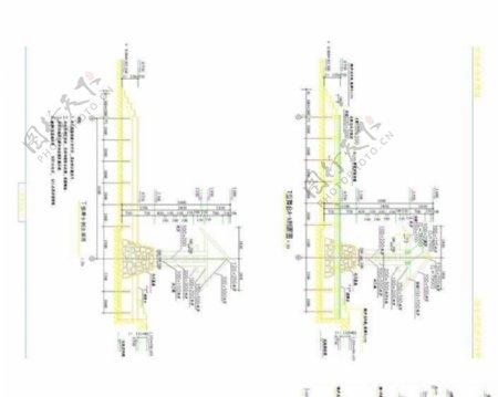 大门施工详图2