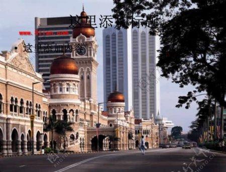 亚洲著名建筑