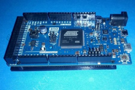 Arduino由于安装板