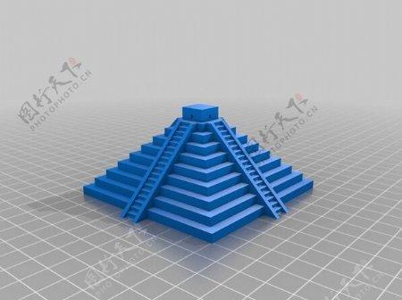 古玛雅建筑奇琴伊察