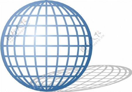 地球矢量图12