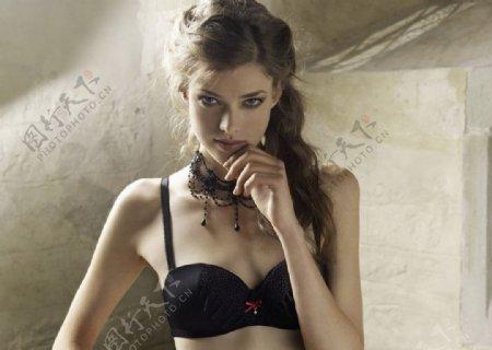 欧洲美女模特图片