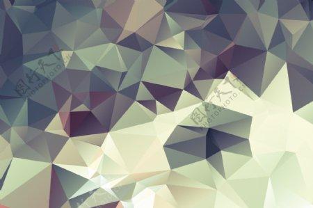 炫彩钻石切面图片