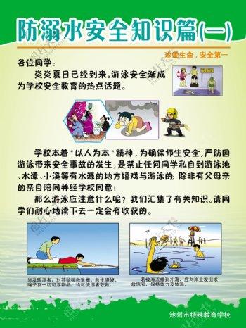 防溺水图片