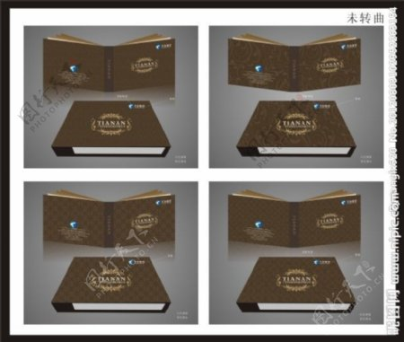 高档画册企业画册公司画册图片