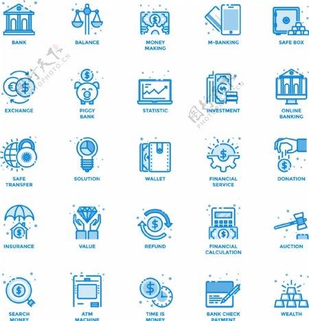 金融icon