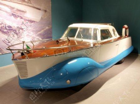 菲亚特船车