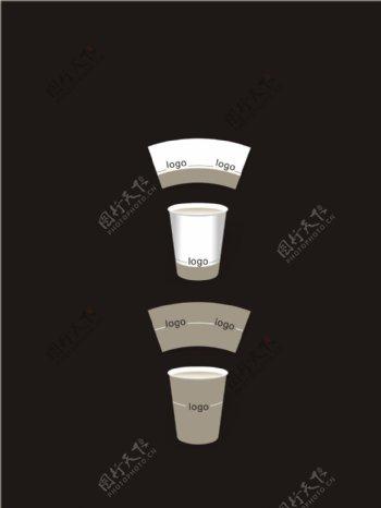 高档纸杯包装