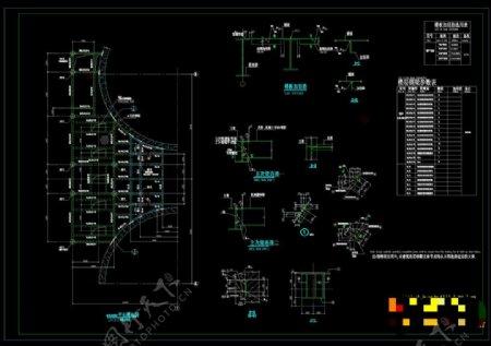 机械设计素材CAD机械图纸