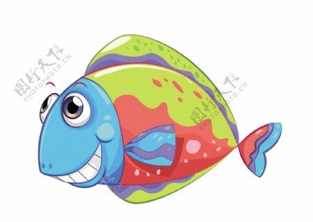 矢量鱼类EPS