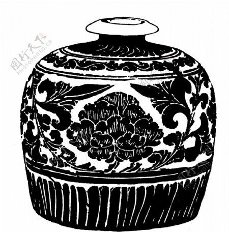 器物图案两宋时代图案中国传统图案403