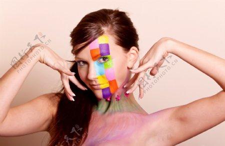 人体艺术图片