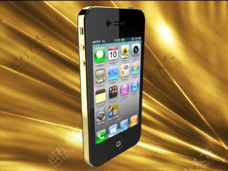 黄金iPhone4