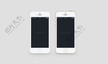 iPhone5s土豪图片