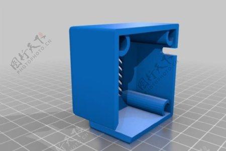 打印头罩Ultimaker挤出机V2.0