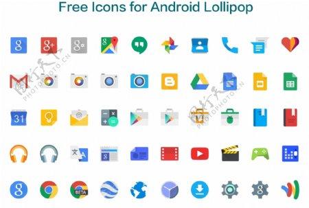 Android图标图片
