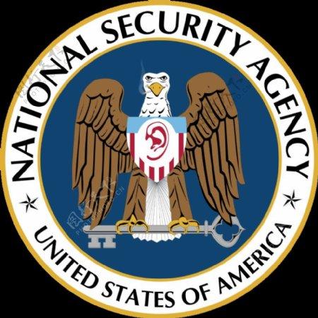 国家安全局的标志