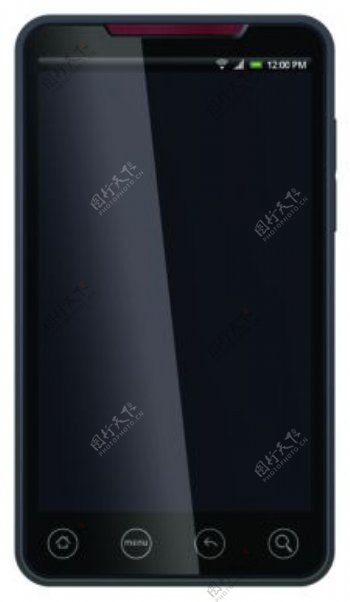 Android操作系统的手机矢量