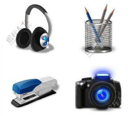 Vista蓝色风格电脑