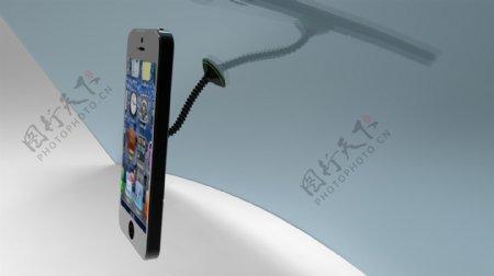 iPhone5饰品的挑战眼镜蛇