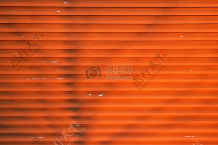 橘色条纹壁纸
