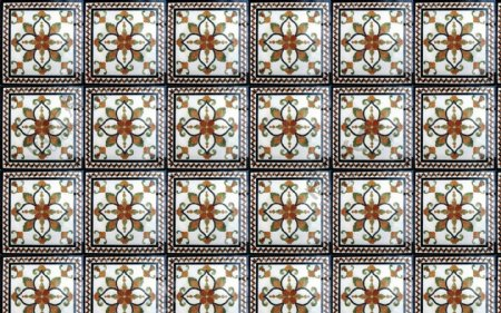 瓷砖背景4