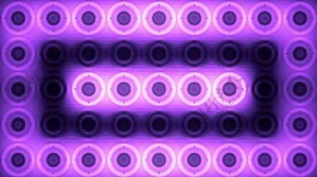 酒吧VJ紫色光点LED屏幕背景视频素材