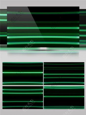青色vj线条高清视频素材