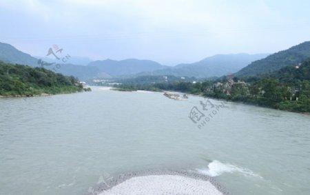 都江堰山水