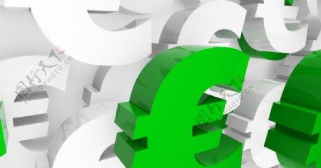 欧元货币视频素材