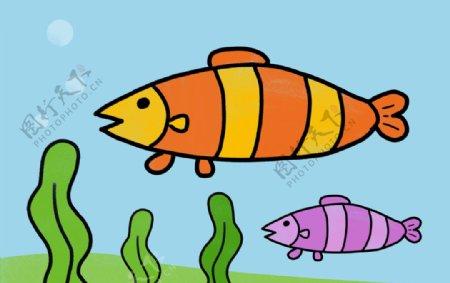 小鱼儿素材