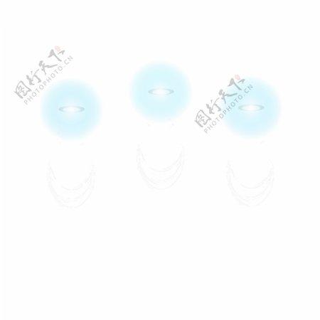 灯光舞台光效透明背景光效光束元素