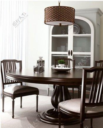 中式客厅max效果图