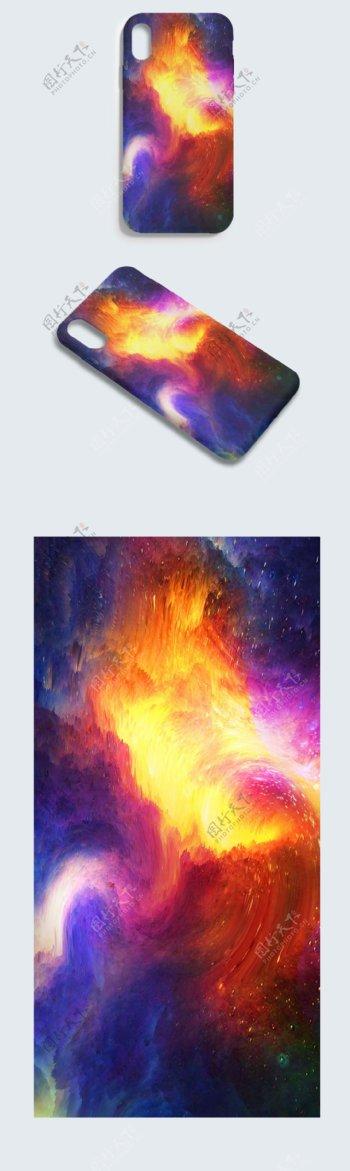 PS太空光爆背景图片网页背景手机壳展示