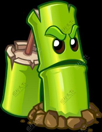 植物大战僵尸卡通设计