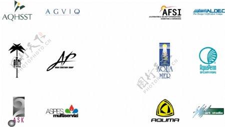 LOGO设计标识标志图标