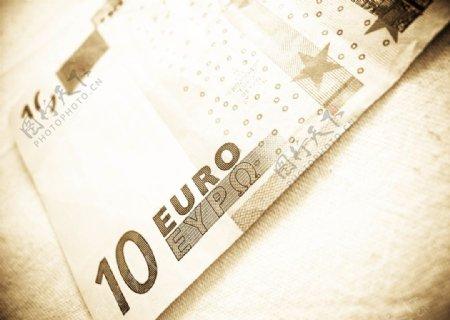 10欧元钞票