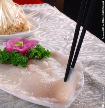 荤菜鲜鱿鱼