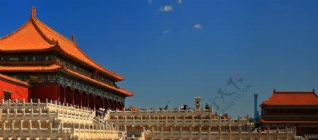 北京故宫名胜古迹旅游摄影