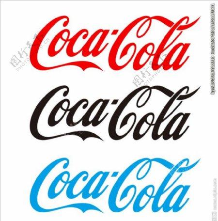 可口可乐标志