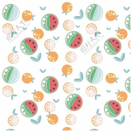 水果底图无缝拼接