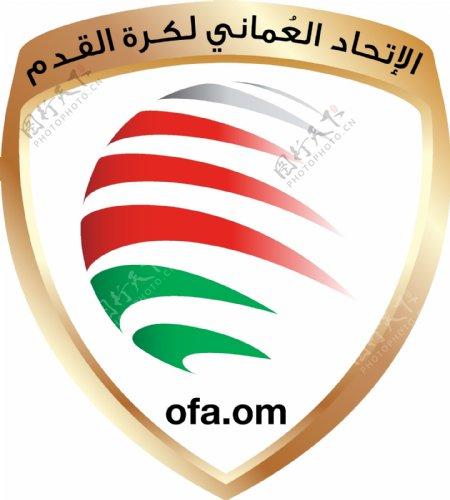阿曼国家男子足球队队徽logo