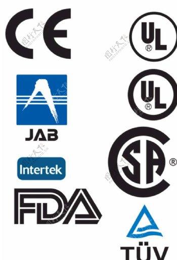 CEFDA出口用国际认证标志