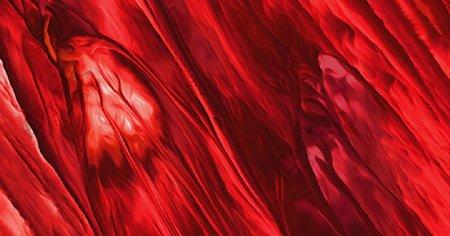 红底地产质感背景纹理