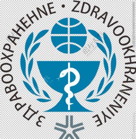 俄罗斯国际医疗展标识