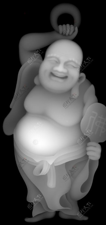 大肚佛祖图片