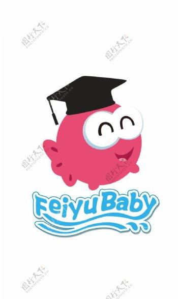 飞鱼babylogo